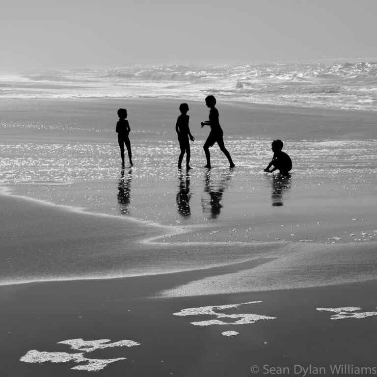 Mombassa Beach by Sean Dillan Williams, UTLT, Charente, France