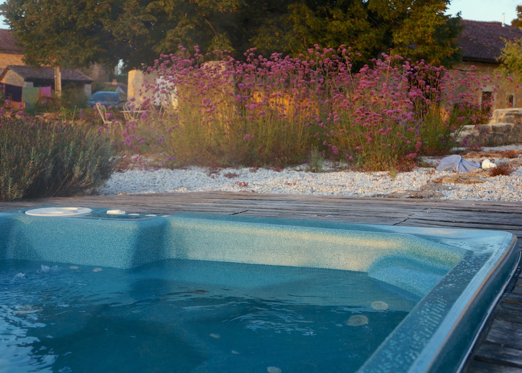 Hot Tub Spa Pamper Days, Cellefrouin, Charente